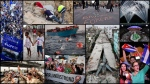 With Donald Trump elected as the new U.S. president, Great Britain voting to leave the European Union, and the Chicago Cubs winning their first World Series in 108 years, 2016 was a year where the improbable became reality. CTVNews.ca looks at some of the most remarkable images from around the world in 2016.