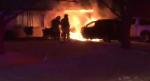 Blair Road Cambridge fire