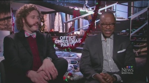 Mose at the Movies: 'Office Christmas Party'