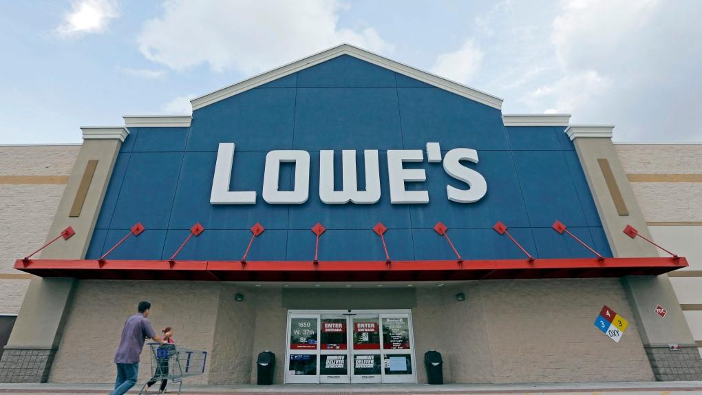 Lowe's store in Hialeah, Fla.