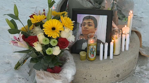 19-year-old Shiraz Shermohammad was killed when the car he was in was struck by an alleged impaired driver on October.