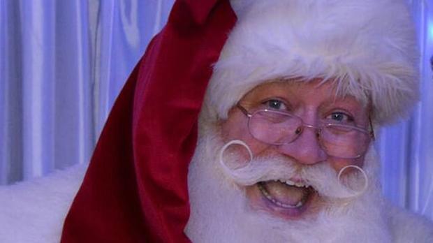 Eric Schmitt-Matzen,who does about 80 events a year as Santa, appears in this undated image. (Facebook/Eric Schmitt-Matzen)