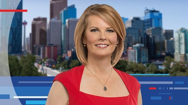 CTV Calgary News at 6 Tara Nelson