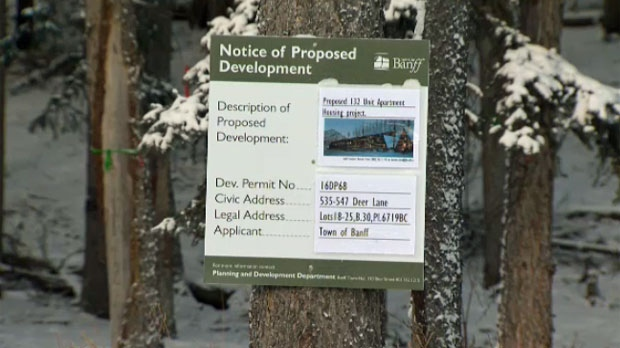 Affordable Housing Development Coming To Banff As Vacancy