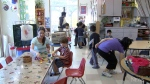 A child-care facility is seen in this undated file photo. IMF researchers say the federal government can afford to spend $8 billion annually to reduce the cost of child care spaces across Canada.