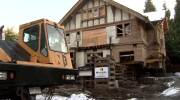 Century-old Vancouver heritage house moved over