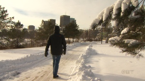 CTV National News: Winter felt coast to coast
