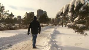 CTV National News: Winter felt coast to coast