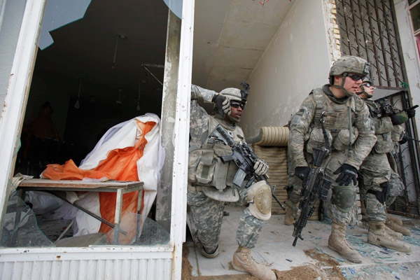 why the u s should leave iraq Similarly, america toppled the taliban-led government of afghanistan in 2001, and iraq's saddam hussein in 2003, in order to install regimes friendly to the united states easier said than done in all of these cases, the american imperial vision proved to be a fantasy, and the us-led violence came to naught in terms of us interests.