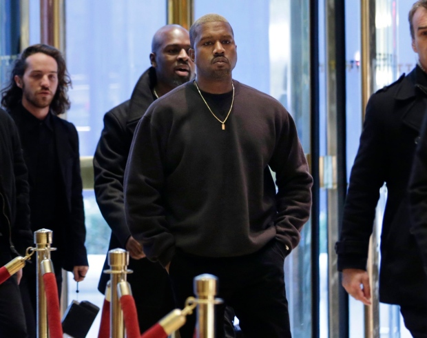 Image result for Kanye West Has Meeting With Donald Trump At Trump Tower in NYC [Video]