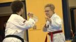Fighting grandma
