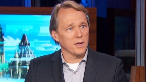 Canopy Growth CEO Bruce Linton is seen in an undated file photo.