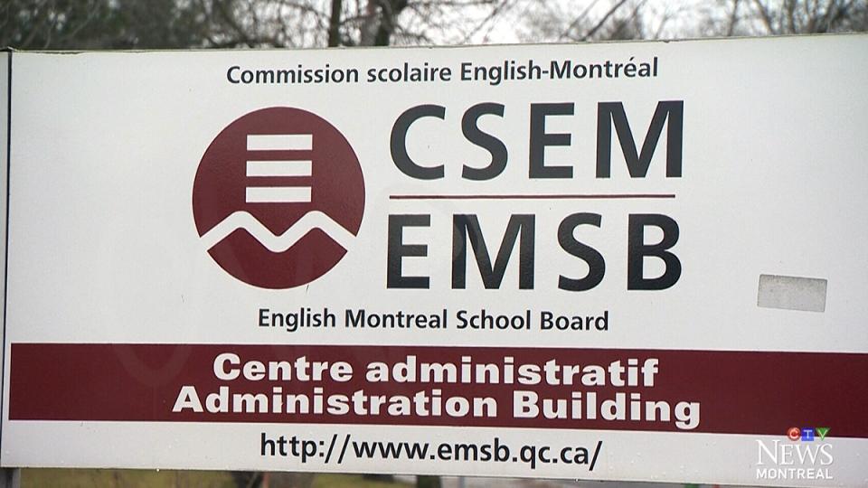 EMSB, English Montreal School Board