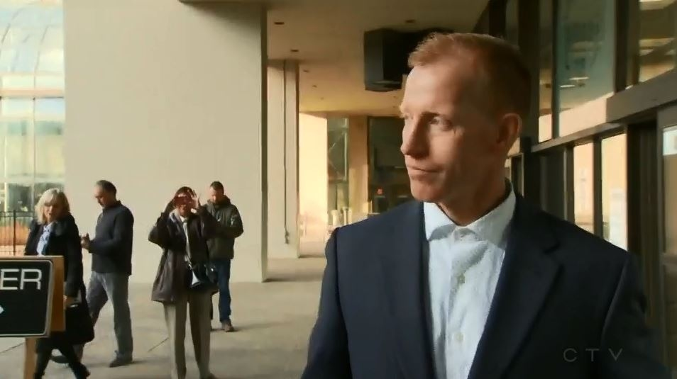 Travis Vader appeal dismissed