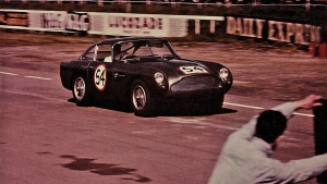 The Aston Martin DB4GT is seen in this provided image. © Aston Martin Lagonda Ltd.