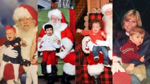 'Tis the season...for awkward photos with Santa? Enjoy some epic photo fails with kids and the big guy in red during the holiday season. <br><br>