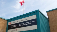 Public Service Pay Centre in Miramichi, N.B.