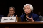 In this Thursday, Nov. 17, 2016, file photo, Federal Reserve Chair Janet Yellen testifies on Capitol Hill in Washington, before the Joint Economic Committee.  (AP Photo/Susan Walsh, File)