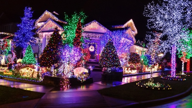 Interactive map: Metro Vancouver's best Christmas light ...