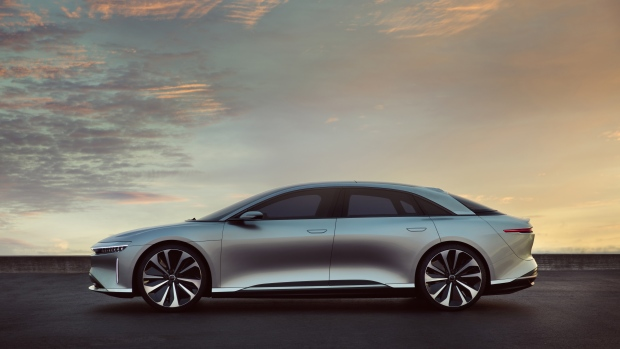 Saudi fund invests $1B in Tesla electric auto  rival Lucid Motors