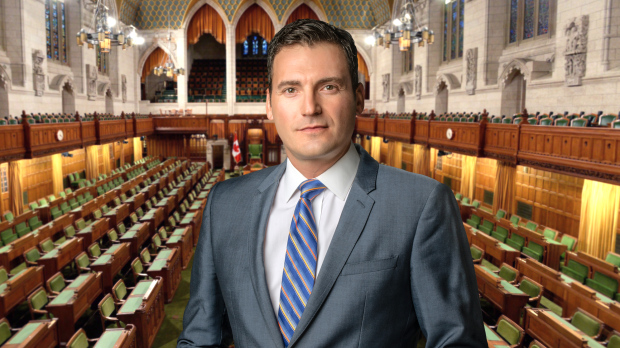CTV Question Period host Evan Solomon