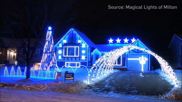 Image result for magical lights of milton