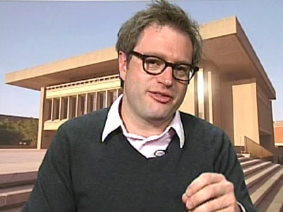 Lead singer Steven Page appears on CTV Newsnet to discuss why he will be leaving the Barenaked Ladies on Wednesday, Feb. 25, 2009.