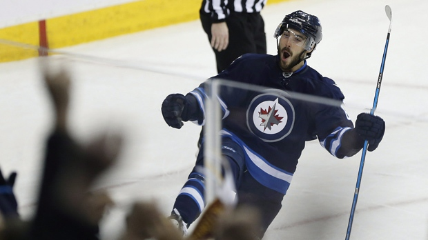 Winnipeg Jets beat Florida Panthers