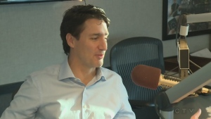 Justin Trudeau, one-on-one in Montreal   CTV News Montreal