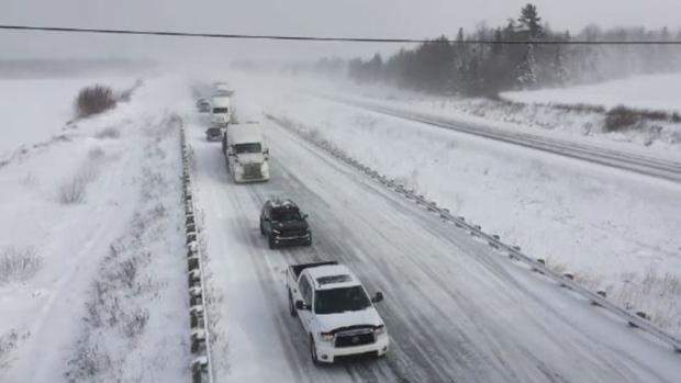 Highway 102 crash