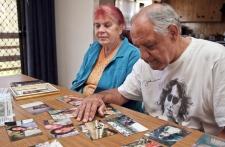 Lynette Daley's parents