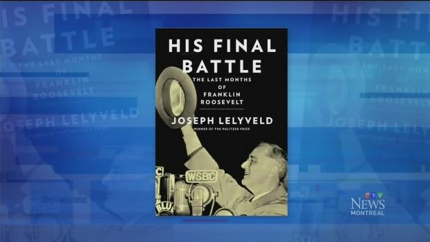 His Final Battle, Franklin Roosevelt
