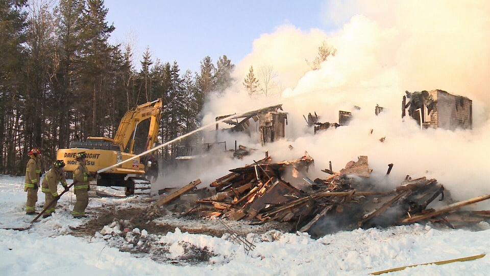 The parents and twin boys of this Kanata home lost everything in the blaze, just one week before Christmas.