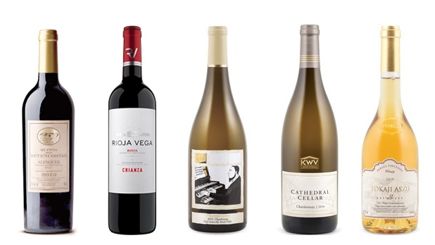 Natalie MacLean's Wines of the Week for Dec. 12