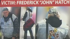 """Frederick """"John"""" Hatch was last seen at a dollar store in Nepean in December of 2015. (Source: OPP)"""