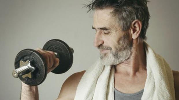 weightlifting seniors weights