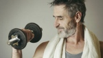 Increasing strength and fitness may provide some protection against the negative health effects of too much time spent sitting down. (triocean / Istock.com)