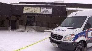 Police are investigating after a 26-year-old man that was attending a Christmas Party at Imperio Banquet Hall was stabbed on Dec. 18, 2016