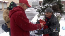 North Vancouver man brings hope to homeless