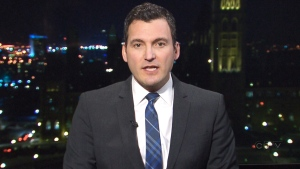 CTV's Question period host Evan Solomon