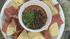 Diabetes friendly salsa recipe