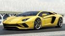 V12 Lamborghini Aventador S (Courtesy of Lamborghini)