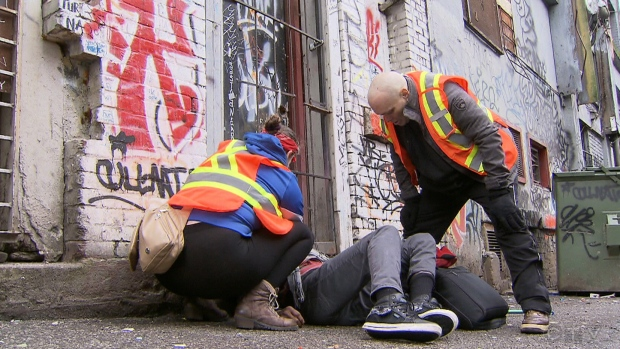 Treading an overdose in B.C.