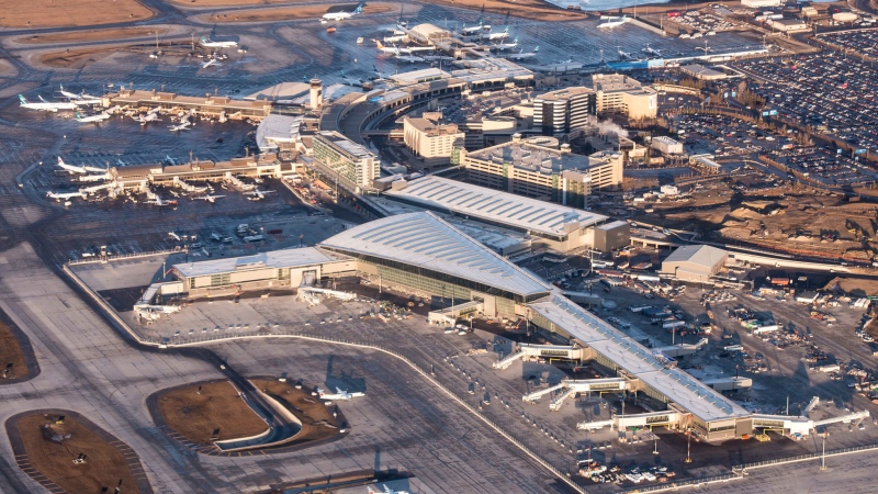 The Calgary Airport Authority released its 2020 report at its annual general meeting, highlight a number of the effects of the COVID-19 pandemic on its operations. (File)