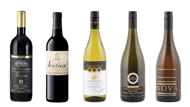 Natalie MacLean's Wines of the Week for Dec. 19