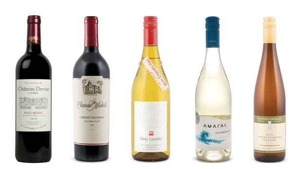Natalie MacLean's Wines of the Week for Dec. 5