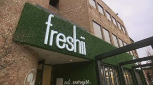 Freshii sells salads, bowls, burritos, wraps, soups, juices, smoothies and frozen yogurt. (File Image)