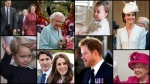 <b>Royal Roundup: Memorable moments from 2016</b><br><br> 