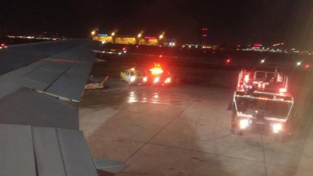 El Al Israel Airlines flight