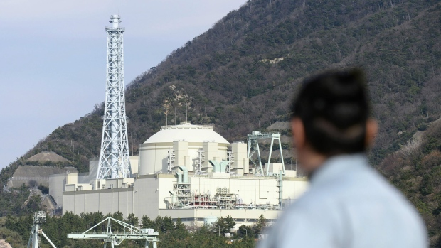 Fast-breeder reactor Monju in Tsuruga, Japan